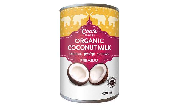 Organic Coconut Milk (BPA & Gum Free)