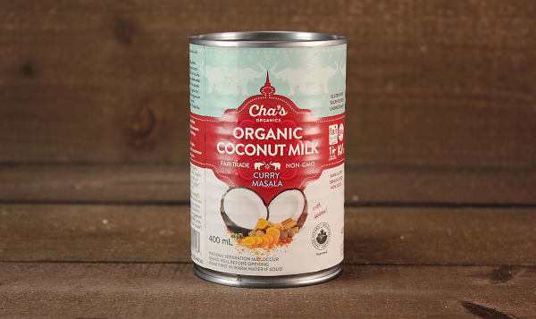 Organic Curry Masla Coconut Milk (BPA & Gum Free)