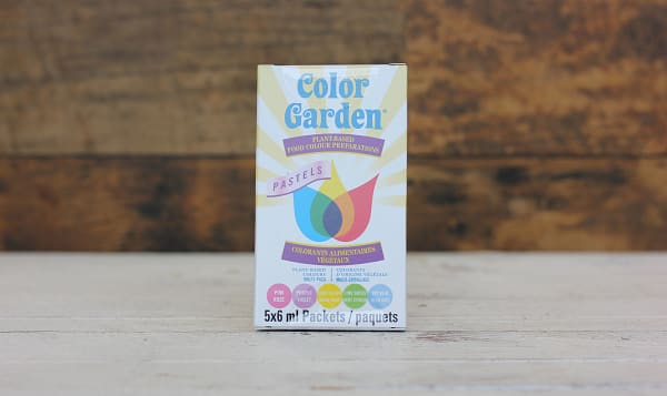 Natural Food Coloring (Pastels)