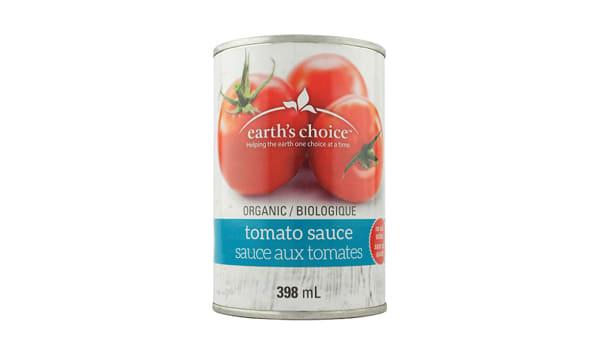 Organic Tomato Sauce, No Salt