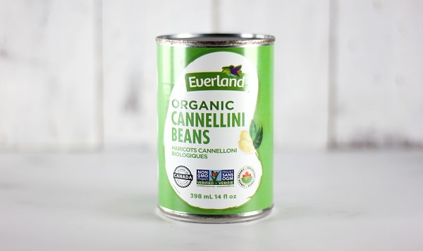 Organic Canned Cannellini Beans
