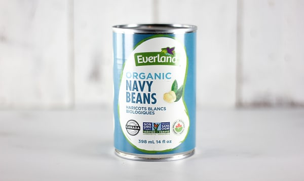 Organic Canned Navy Beans