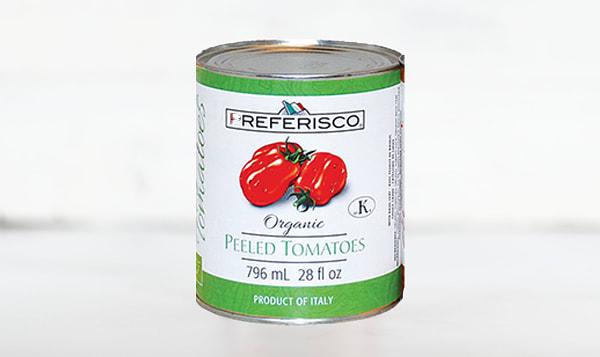 Organic Peeled Tomatoes