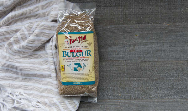 Red Wheat Bulgar