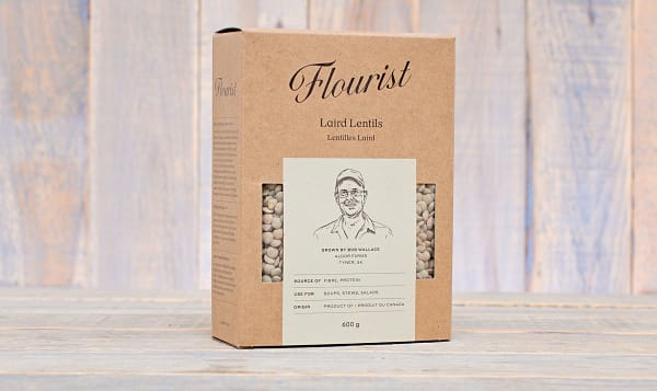 Laird Lentils from Tyner, SK
