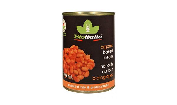 Organic Baked Beans