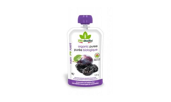 Organic Plum Puree