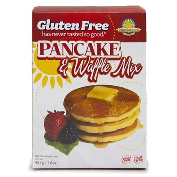 Kinnikinnik Pancake & Waffle Mix, 454g | Shop at SPUD ca
