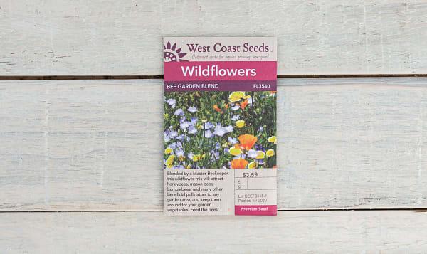 Bee Garden Seed Blend