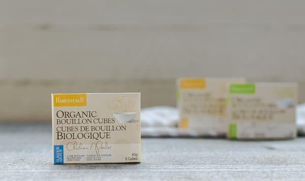 Organic Low Sodium Chicken Bouillon Cubes