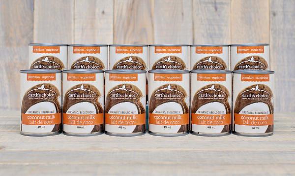 Organic Coconut Milk - CASE