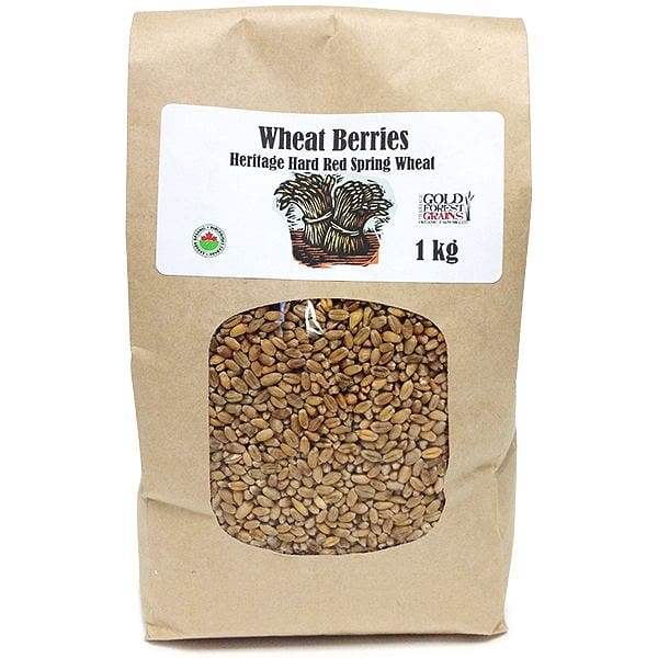 Organic Park Wheat Berries