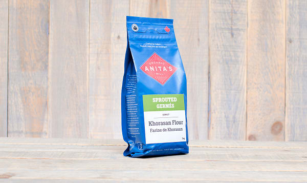 Organic Sprouted Kamut Flour