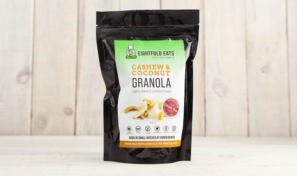 Cashew Coconut & Chia Granola