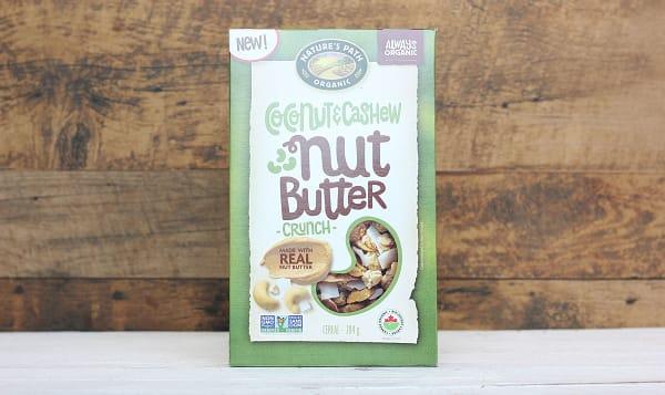 Organic Coconut & Cashew Nut Butter Crunch