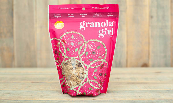 Soft and Chewy Granola