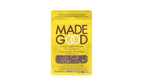 Organic Granola - Chocolate Banana