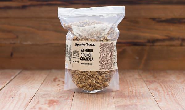 Almond Crunch Granola