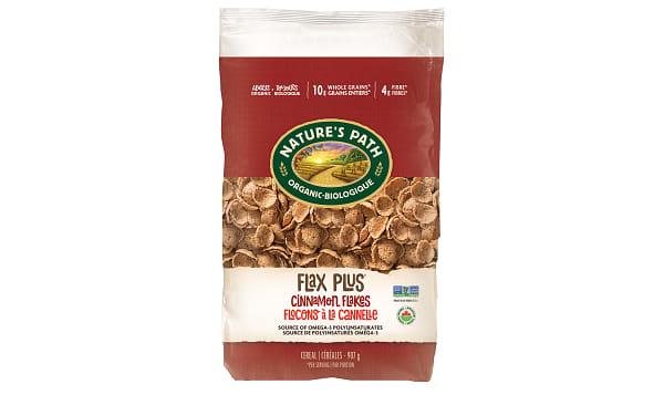Organic Flax Plus Cinnamon Cereal Eco-Pac