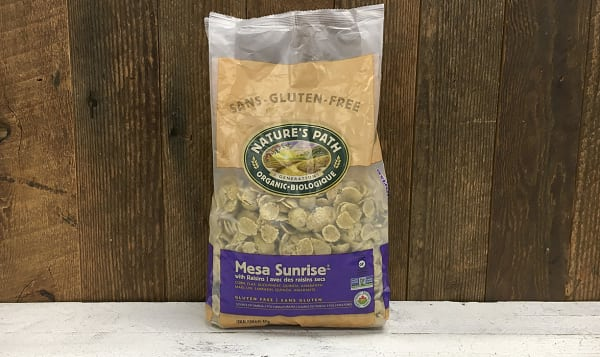 Organic Mesa Sunrise Raisin Cereal Eco-Pac