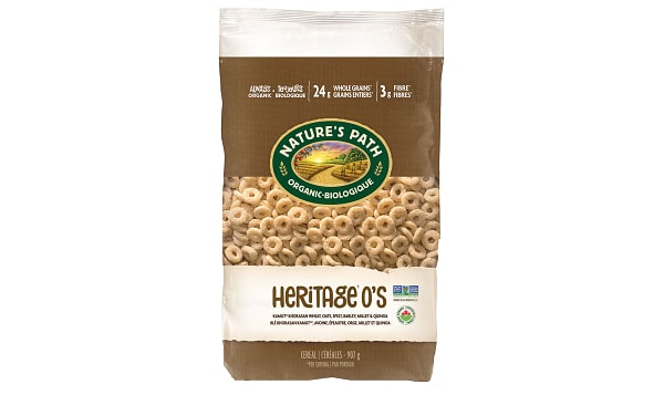 Organic Heritage O's Eco-Pac