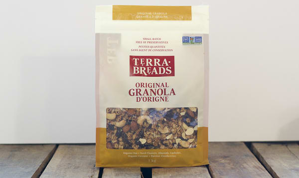 Artisan Granola