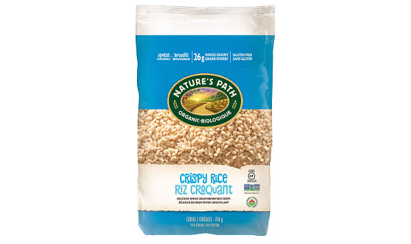 Organic Crispy Rice Cereal Eco-Pac