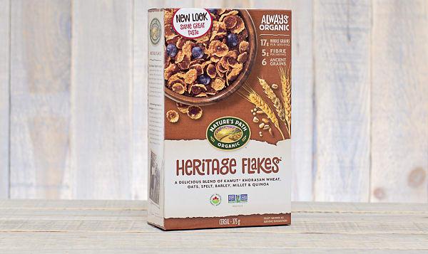 Organic Heritage Flakes