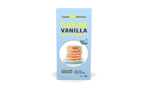 Plain Jane Vanilla Pancake & Waffle Mix