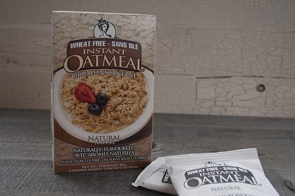 Natural/Plain Oatmeal