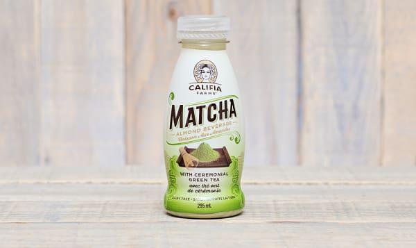 Almond Matcha