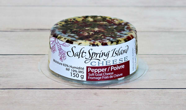 Pepper Chèvre