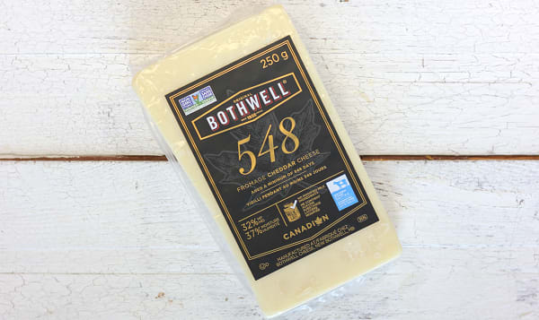 548 Extra Old White Cheddar