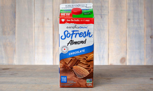 Fresh Almond Milk - Chocolate