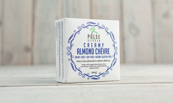 Creamy Almond Chevre