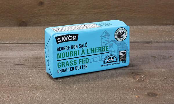 Grass Fed Unsalted Butter