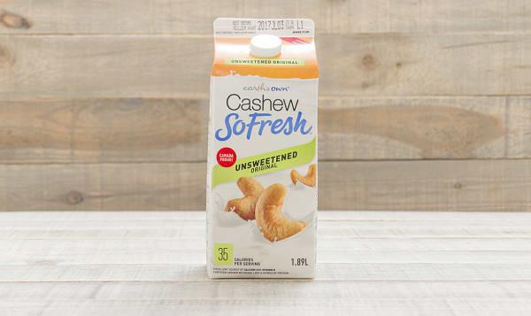 Fresh Cashew Milk - Unsweetened
