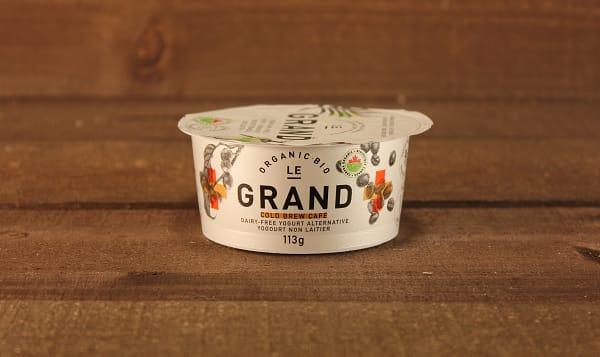 Organic Vegan Yogurt - Cold Brew Coffee