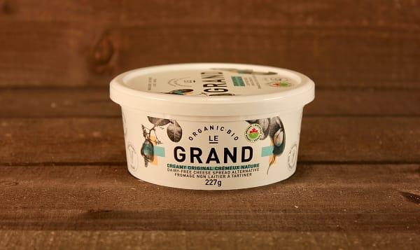 Organic Vegan Cheese Spread - Plain