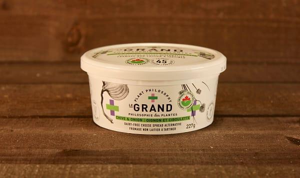 Organic Vegan Cheese Spread - Chive