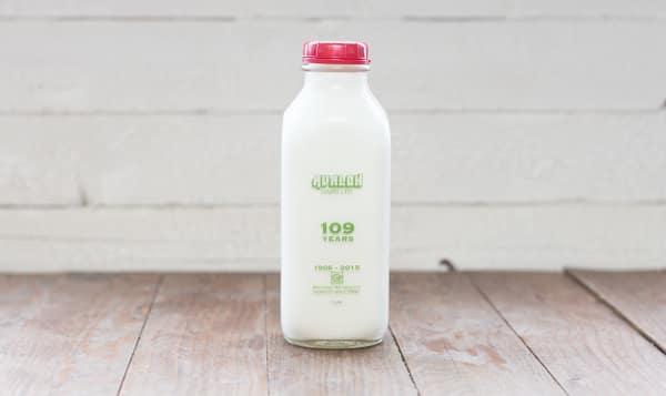 Homogenized Milk
