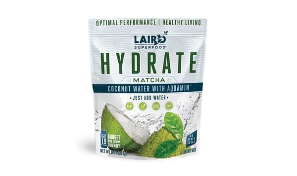 Hydrate Matcha