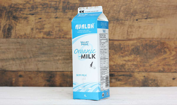 Organic Skim Milk