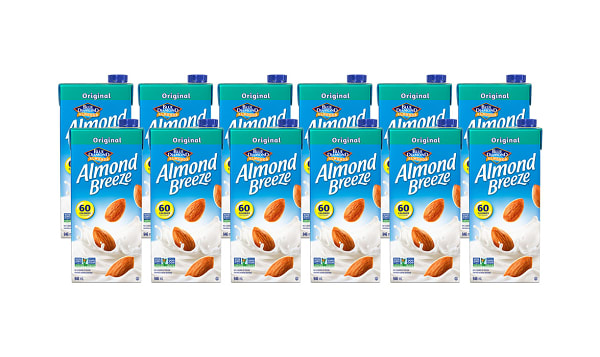 Almond Breeze - Original - CASE