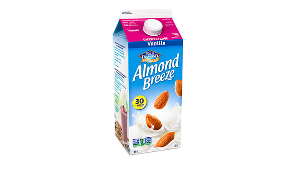 Almond Breeze Fresh, Unsweetened Vanilla