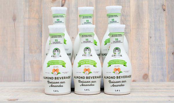 Unsweetened Almond Milk - CASE