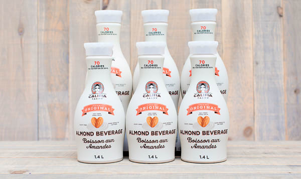 Original Almond Milk - CASE