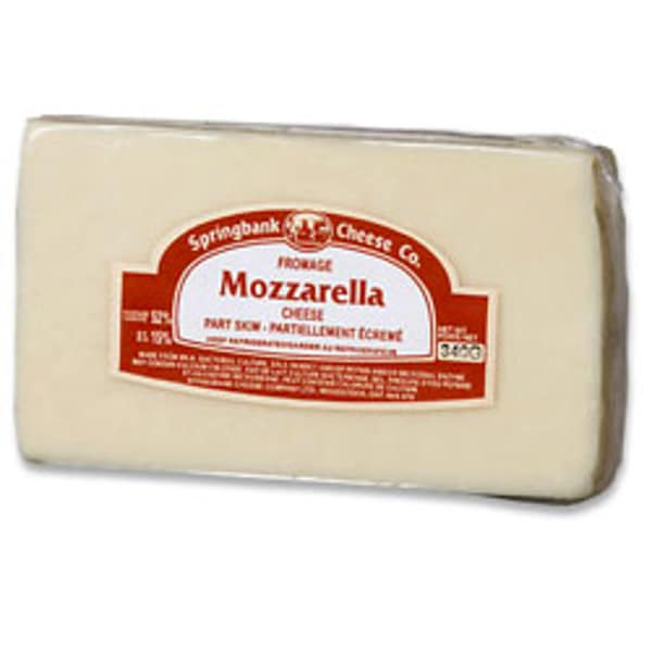 Mozzarella Cheese 15%