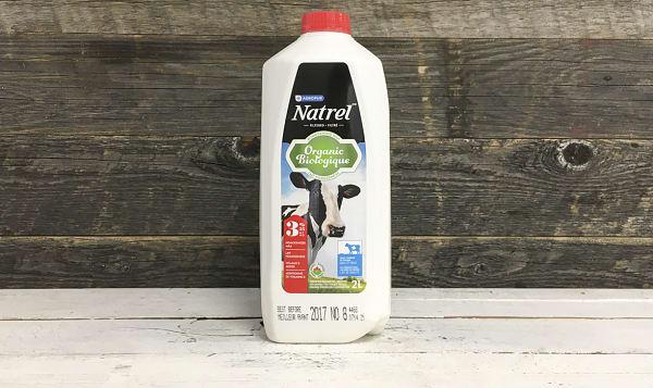 Organic 3.25% Milk