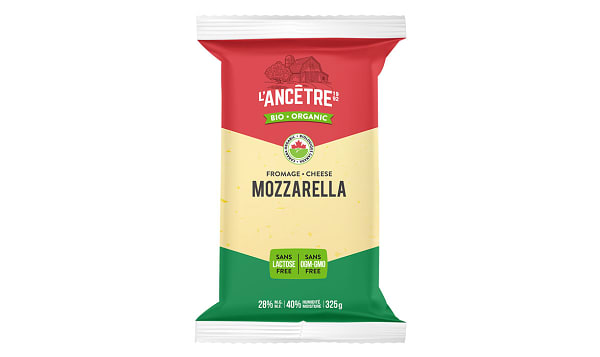Organic Mozzarella 15%MF
